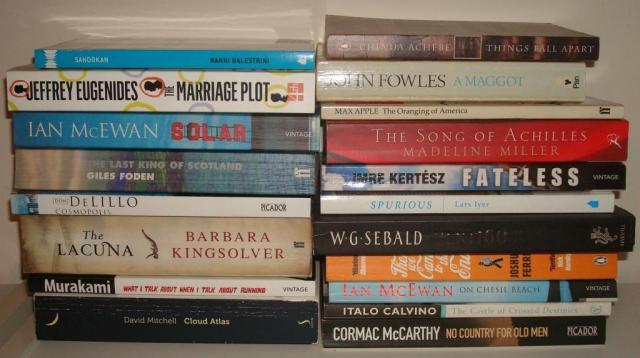 Novels 001