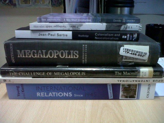 Books 16 Feb