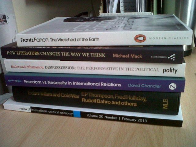 Books 25 Feb 2012