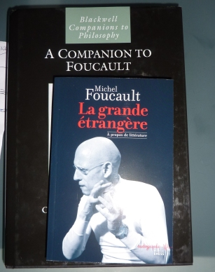 Foucault books received