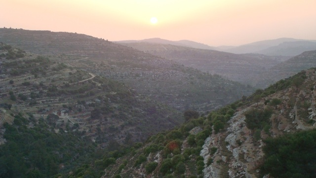 View from Beit Jala
