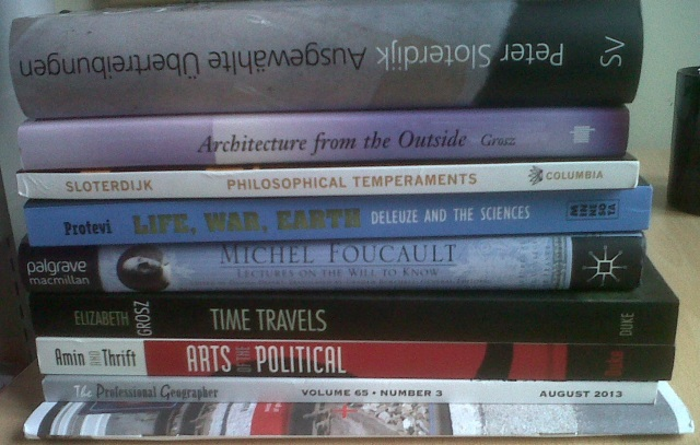 books received 10 July