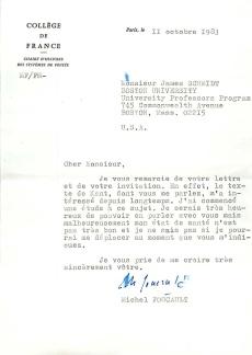 foucault-letter