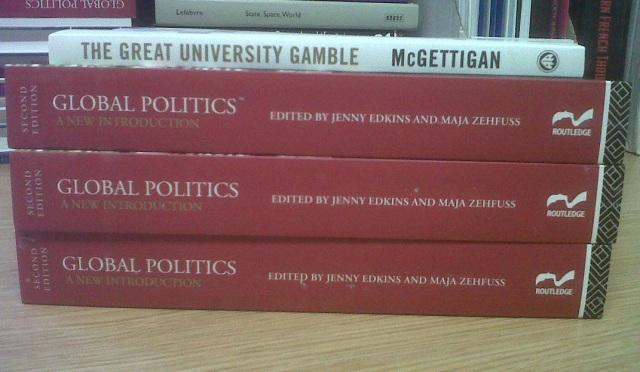 Books received 9 Sept 2013