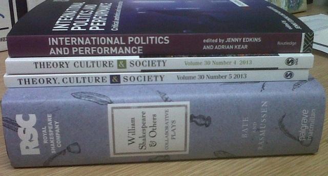 books received 11 Nov