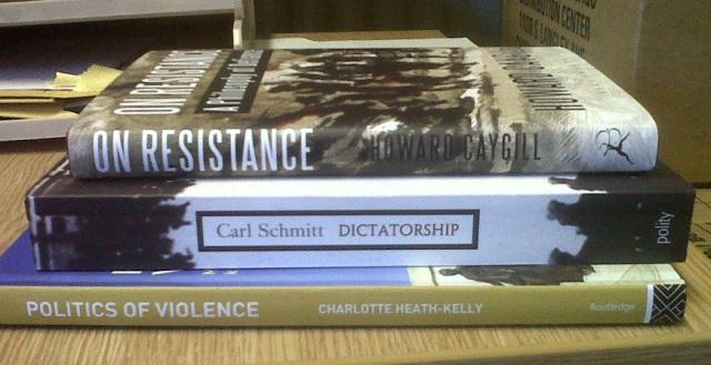 books received 13 Nov