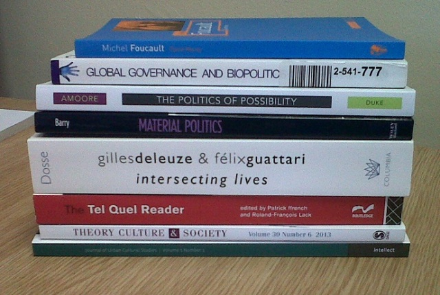 books received 26 Nov