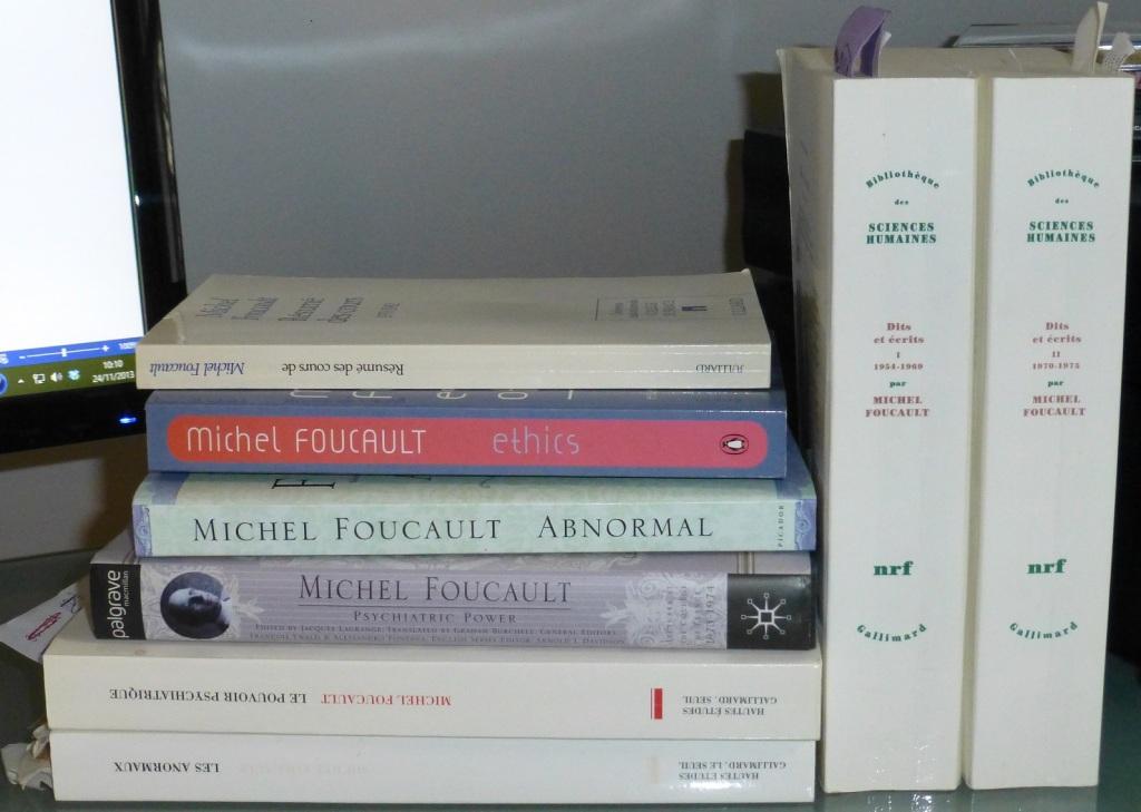 Foucault 24 Nov