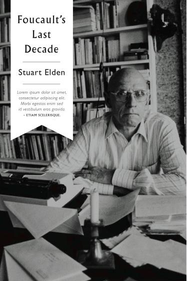 Foucault's Last Decade cover