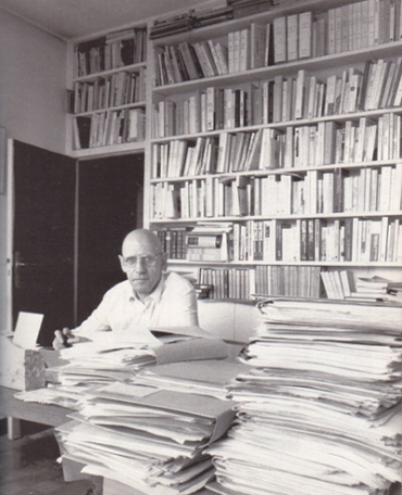 foucault in his study