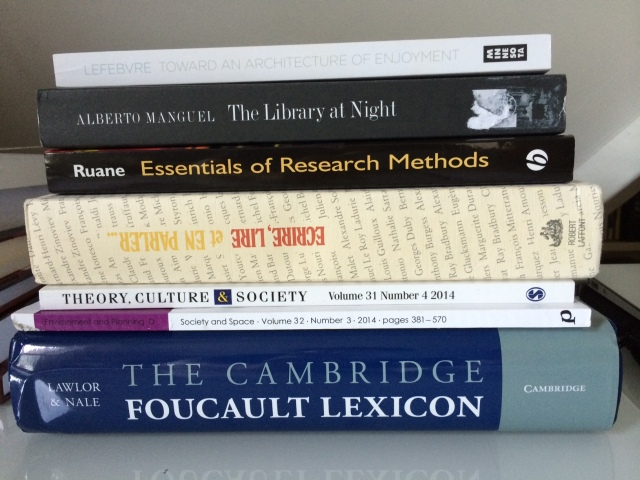 books received 25 July 2014