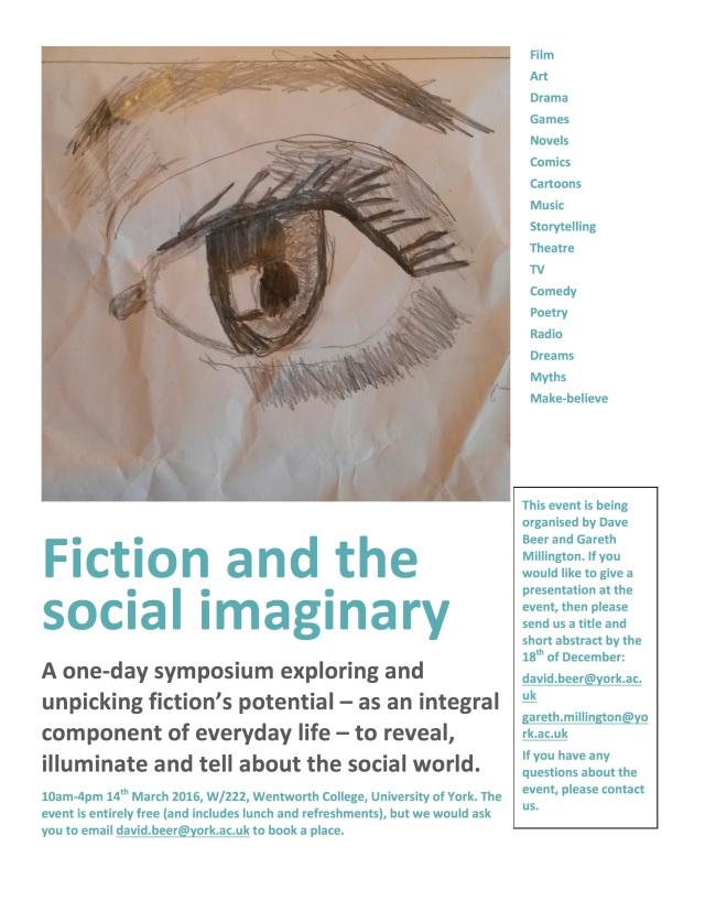Fiction poster copy