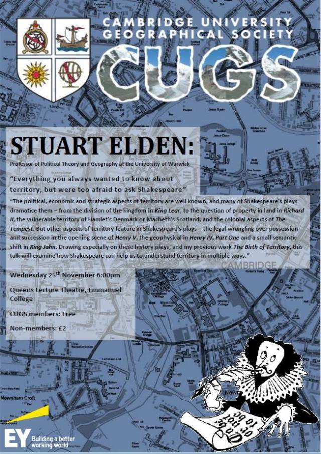 CUGS poster