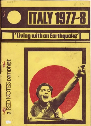 Red Notes - Italy 1977-8