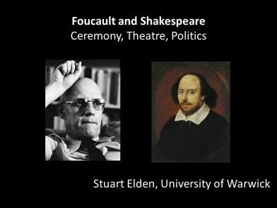 Foucault and Shakespeare (Cambridge).jpg