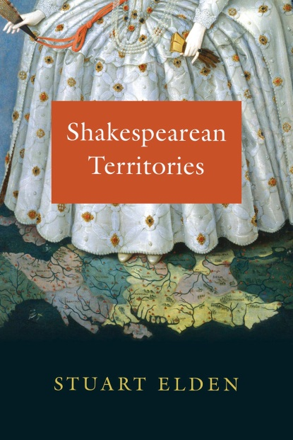 Shakespearean Territories cover - Copy