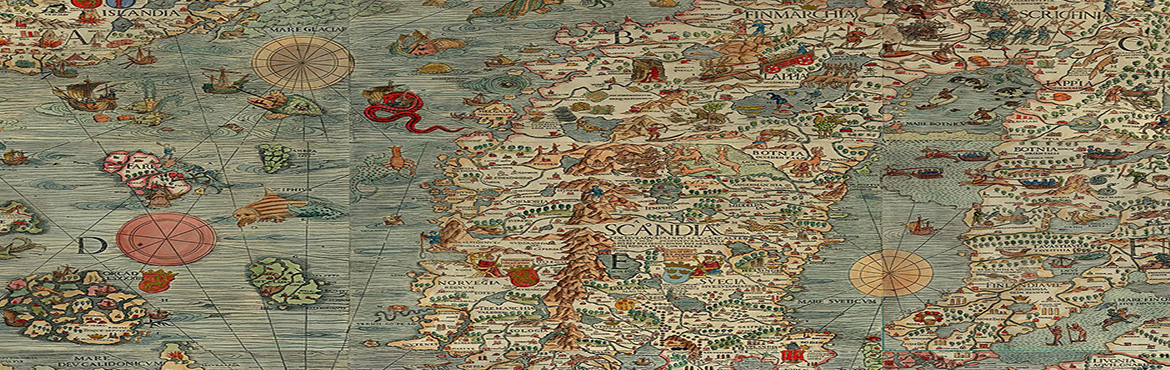 'Shakespeare's View of the World' – Warwick news story on my forthcoming Shakespearean Territories