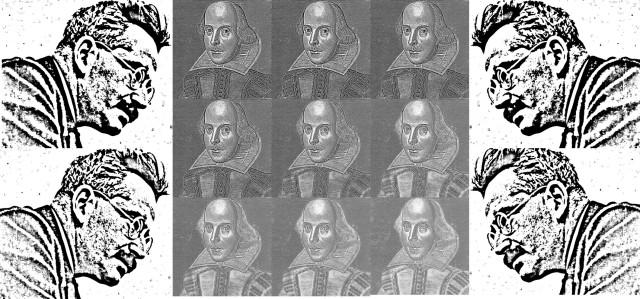Benjamin Shakespeare Collage