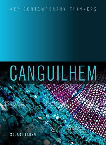 Canguilhem cover