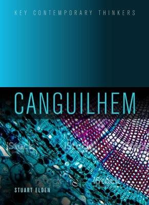 Canguilhem cover