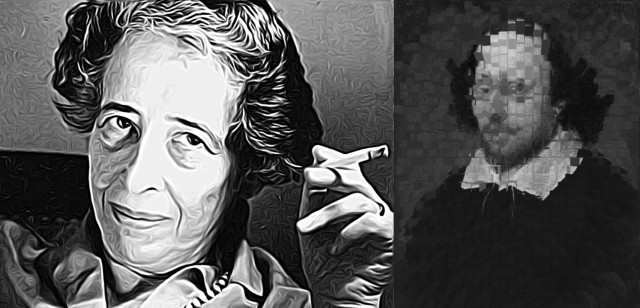 Arendt and Shakespeare