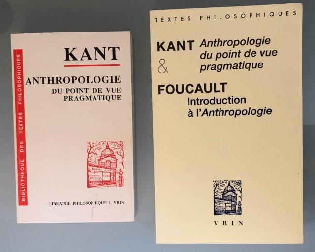 Foucault Kant
