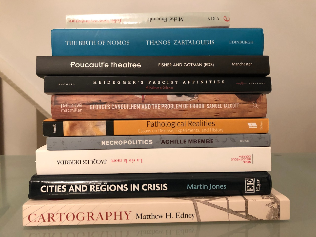My favourite academic books of 2019